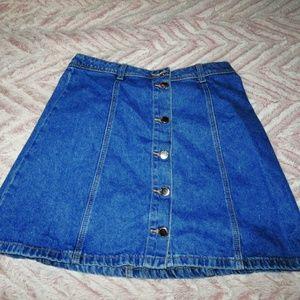 A-line H&M Skirt